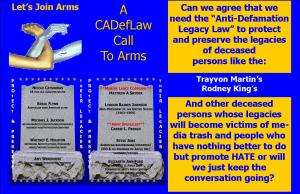 Cadeflaws Call to Arms photo