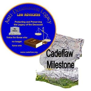 Cadeflaw Milestone