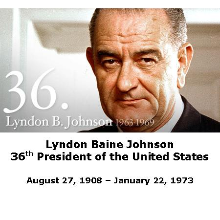 a biography of lyndon johnson a president of the united states Lyndon johnson was the 36th president of the united states this biography of lyndon johnson provides detailed information about his childhood, life, achievements.