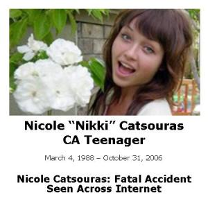 Nicole Catsouras