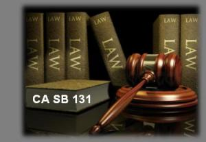 Law Books SB 131