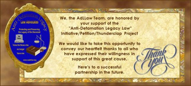 AdLLaw Thank You Card